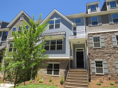 Powder Springs Condo/Townhouse New: 3839 Equity Ln