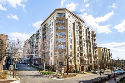 Atlanta Condo/Townhouse New: 711 Cosmopolitan Dr #503