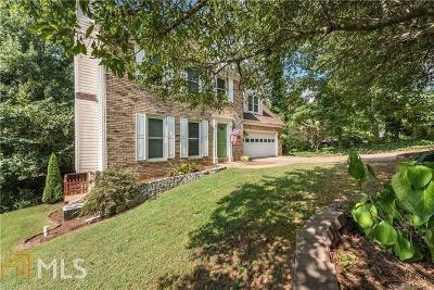 Kennesaw Single Family Home New: 4285 W Mill Run