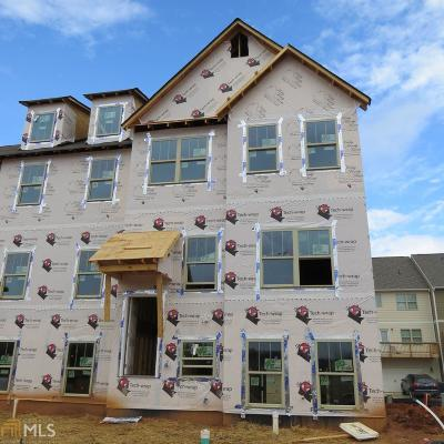 Powder Springs Condo/Townhouse New: 3847 Equity Ln