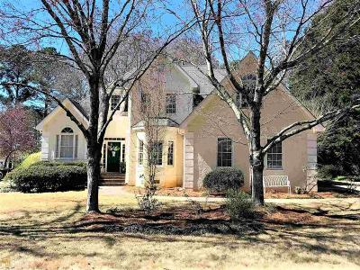 Coweta County Single Family Home New: 35 Woodridge Pl