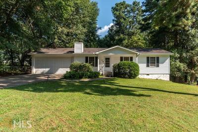 Alpharetta Single Family Home Under Contract: 135 Sequoyah Drive