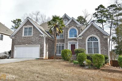 Lilburn Single Family Home New: 4334 Catamount