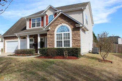 McDonough Single Family Home New: 157 Vinings Dr