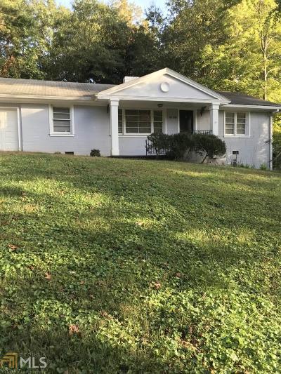 Atlanta Single Family Home New: 4159 N Stratford Rd