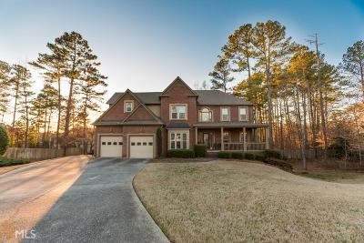 Suwanee Single Family Home New: 602 Windgrove Ln