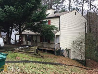 Cobb County Multi Family Home Under Contract: 2162 Wells Dr