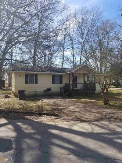 Coweta County Single Family Home New: 30 Tuxedo Ave