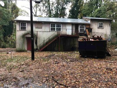 Atlanta Single Family Home New: 1134 SW Victory Drive