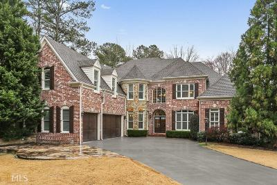 Marietta Single Family Home New: 443 Shadowlawn Rd