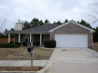 Atlanta Single Family Home New: 5880 Rav Entree Court