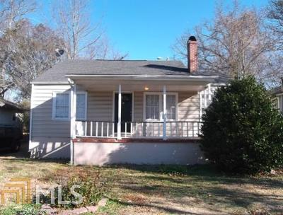 East Point Single Family Home Under Contract: 1419 St Michael Ave