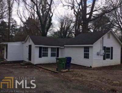 Atlanta Single Family Home New: 2940 Grand Avenue SW