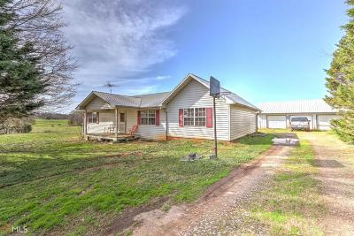 Franklin County Single Family Home Under Contract: 235 Cromers Bridge Ln
