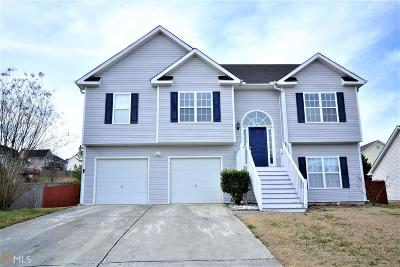 Hiram Single Family Home Under Contract: 221 Richmond