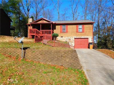 Norcross Single Family Home Back On Market: 5301 Woodbin Dr