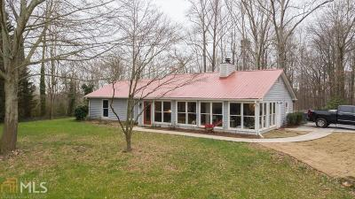 Cumming Single Family Home For Sale: 6755 Little Mill Rd
