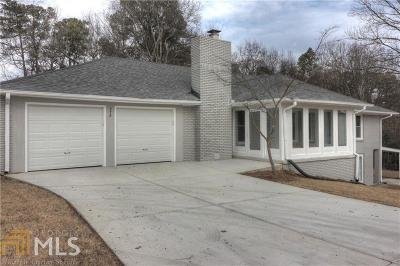 Smyrna Single Family Home New: 572 N Thomas Ln
