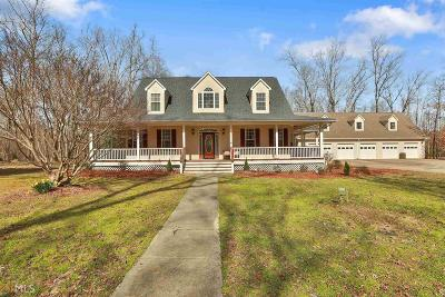 Coweta County Single Family Home New: 1565 Standing Rock Rd