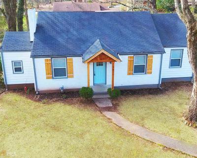 Atlanta Single Family Home New: 1611 Belmont