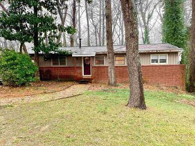 Atlanta Single Family Home New: 2608 Addison Dr