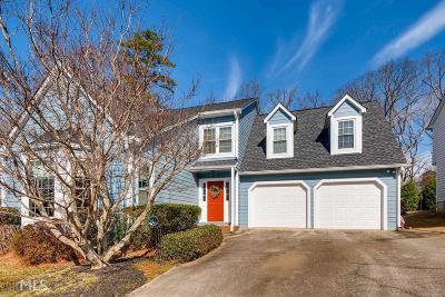 Brookhaven Single Family Home New: 1122 Dunbarton Trce