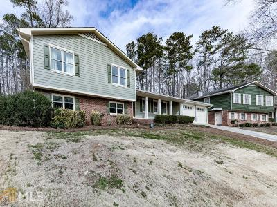 Smyrna Single Family Home Under Contract: 53 Vanessa
