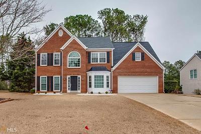 Kennesaw GA Single Family Home New: $287,000