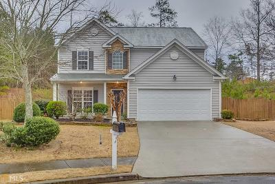 Buford Single Family Home New: 2173 Beacon Crest Dr