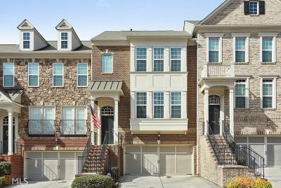 Atlanta Condo/Townhouse New: 5040 Ridgemont Walk