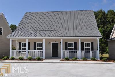 Statesboro Single Family Home New: 202 Little Magnolia Lane