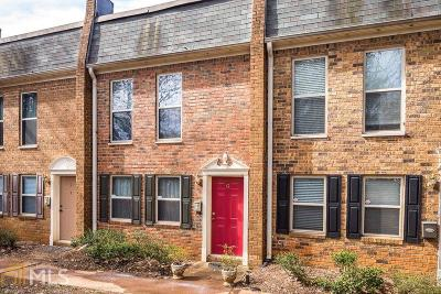 Sandy Springs Condo/Townhouse New: 145 N River Dr #G