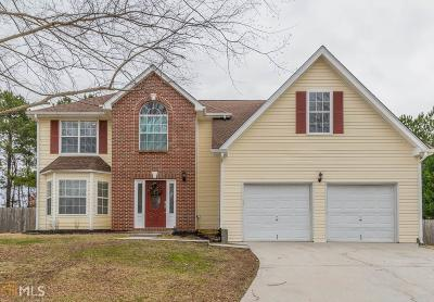 Winder Single Family Home New: 841 Kendall Park Dr