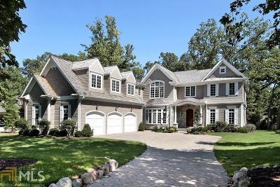 Atlanta Single Family Home New: 1265 Woods Cir