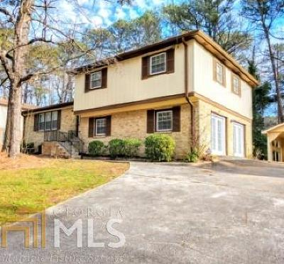 Stone Mountain Single Family Home New: 4247 Rue Saint Michel