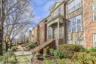 Decatur Condo/Townhouse Under Contract: 1131 Providence Pl