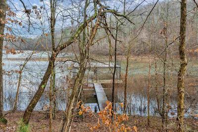 Dawsonville Residential Lots & Land Under Contract: 321 Harbour Ridge