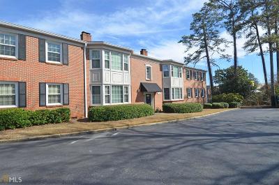 Atlanta Condo/Townhouse New: 2343 Henderson Mill Road #1