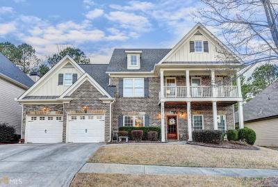 Grayson Single Family Home New: 1723 Sweet Barley Way SE
