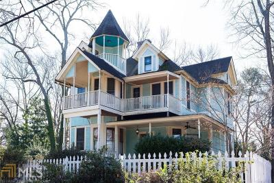 College Park Single Family Home Under Contract: 1746 Virginia Ave
