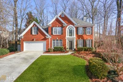 Suwanee Single Family Home New: 4825 Cardigan Ct