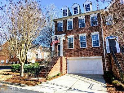 Smyrna Condo/Townhouse Under Contract: 1750 Highlands View SE #10