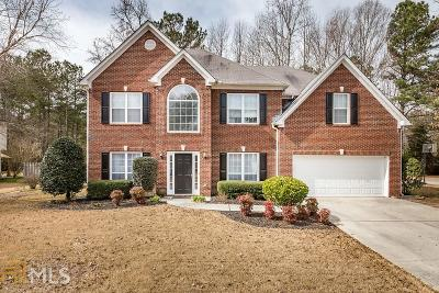 Powder Springs Single Family Home New: 1604 Streamwood Drive