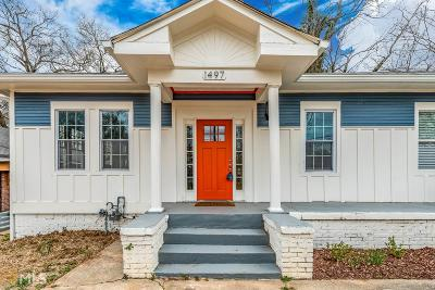 Westview Single Family Home For Sale: 1497 Rogers Ave