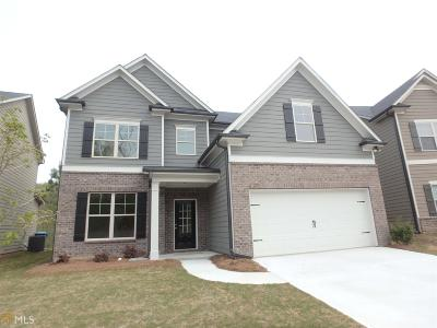Braselton Single Family Home New: 7701 Silk Tree Pte