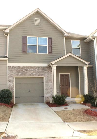 Kennesaw Condo/Townhouse New: 3335 NW Blue Springs Walk