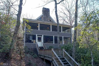 Clayton, Clarkesville, Tiger Single Family Home Under Contract: 39 Dee Ln