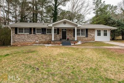 Decatur Single Family Home New: 1765 Gretna Green Way