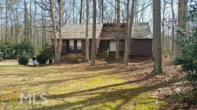 Stone Mountain Single Family Home New: 871 Lost Creek Cir