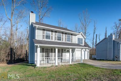College Park Single Family Home New: 6640 Smoke Ridge Dr